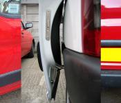 Citroen Berlingo MK 2 Front, Side and Rear Deadlocks
