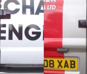 Citroen Dispatch 2007 > Present Side and Rear ArmourShells