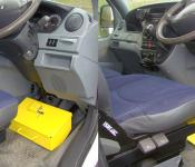Iveco Daily Mk3 [2000 > 2006] PedalBox