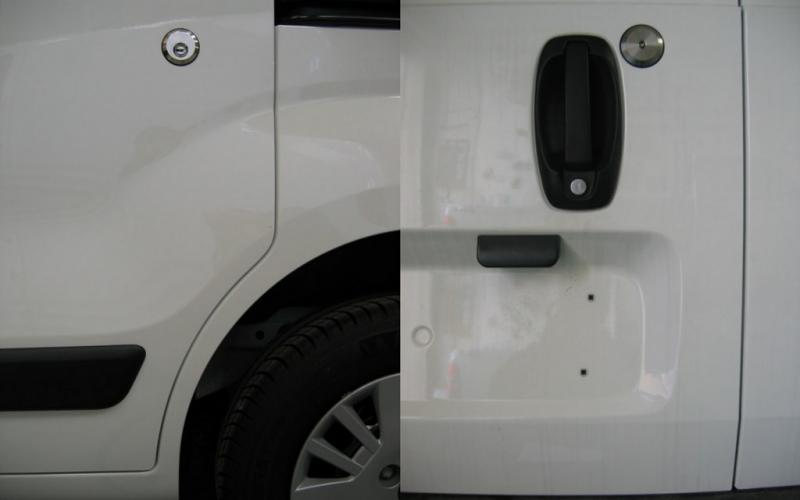 Peugeot Bipper [2008 > Present] Side Loading and Rear Door SlamLocks
