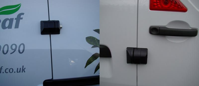 Renault Master [2010 > Present] Side Loading and Rear Door ArmourShells